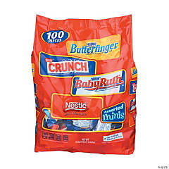 Nestle Minis Assorted Bag 100pc