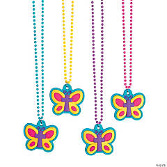 New Life Butterfly Necklaces