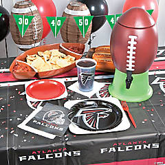 NFL® Atlanta Falcons™ Deluxe Party Pack