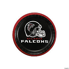 NFL® Atlanta Falcons™ Paper Dessert Plates