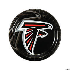NFL® Atlanta Falcons™ Paper Dinner Plates