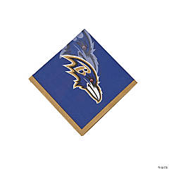 NFL® Baltimore Ravens™ Beverage Napkins