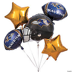 NFL® Baltimore Ravens™ Mylar Balloons