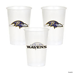 NFL® Baltimore Ravens Plastic Cups