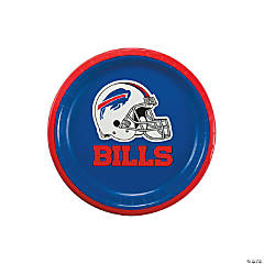 NFL® Buffalo Bills™ Paper Dessert Plates