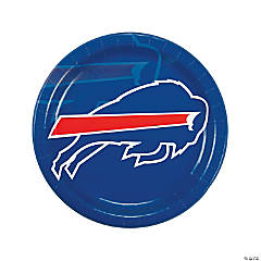 NFL® Buffalo Bills™ Paper Dinner Plates