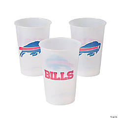 NFL® Buffalo Bills Plastic Cups