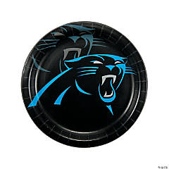 NFL® Carolina Panthers™ Paper Dinner Plates