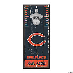 NFL® Chicago Bears™ Bottle Opener Sign
