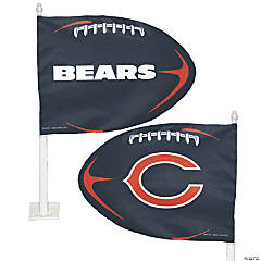 NFL® Chicago Bears™ Car Flag