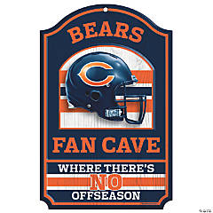 NFL® Chicago Bears™ Fan Cave Sign