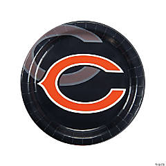 NFL® Chicago Bears™ Paper Dinner Plates