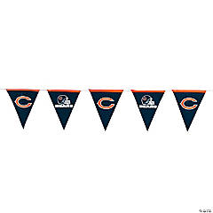 NFL® Chicago Bears™ Pennant Banner