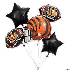 NFL® Cincinnati Bengals™ Balloon Set