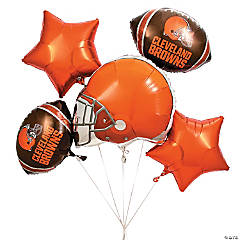 NFL® Cleveland Browns™ Balloon Set