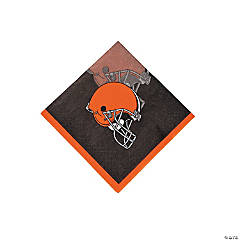 NFL® Cleveland Browns™ Beverage Napkins