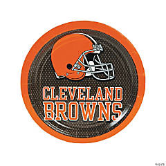 NFL® Cleveland Browns™ Dinner Plates