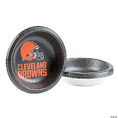 NFL® Cleveland Browns Paper Bowls