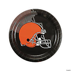 NFL® Cleveland Browns™ Paper Dinner Plates