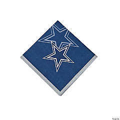 NFL® Dallas Cowboys™ Beverage Napkins