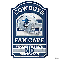 NFL® Dallas Cowboys™ Fan Cave Sign