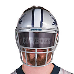 NFL® Dallas Cowboys™ Helmet-Style Fan Mask