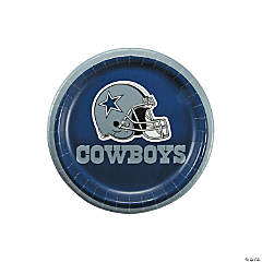 NFL® Dallas Cowboys™ Paper Dessert Plates