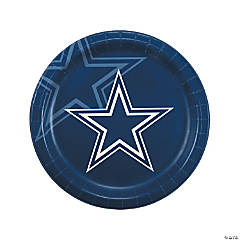 NFL® Dallas Cowboys™ Paper Dinner Plates
