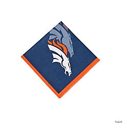 Denver Broncos 16-Pack Beverage Napkins
