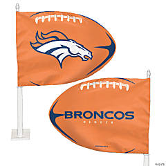 NFL® Denver Broncos™ Car Flag