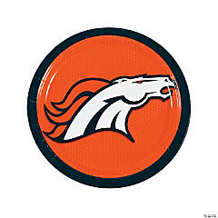 NFL® Denver Broncos™ Dinner Plates