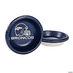 NFL® Denver Broncos™ Paper Bowls