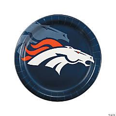 NFL® Denver Broncos™ Paper Dinner Plates