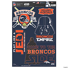 NFL® Denver Broncos™ Star Wars™ Decals
