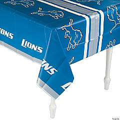 NFL® Detroit Lions Tablecloth