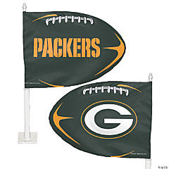 NFL® Green Bay Packers™ Car Flag