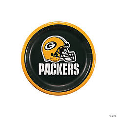 NFL® Green Bay Packers™ Paper Dessert Plates