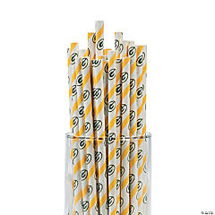 NFL® Green Bay Packers Paper Straws