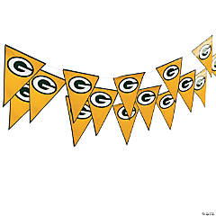 NFL® Green Bay Packers™ Pennant Banner