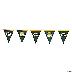 NFL® Green Bay Packers™ Plastic Pennant Banner