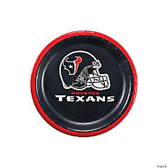 NFL® Houston Texans™ Paper Dessert Plates