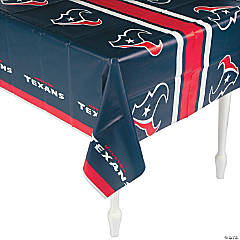 NFL® Houston Texans Tablecloth