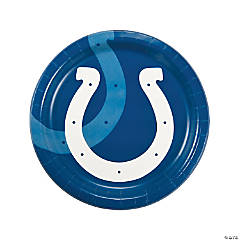 NFL® Indianapolis Colts™ Paper Dinner Plates
