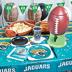 NFL® Jacksonville Jaguars™ Deluxe Party Pack