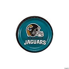 NFL® Jacksonville Jaguars™ Paper Dessert Plates