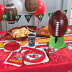 NFL® Kansas City Chiefs™ Deluxe Party Pack