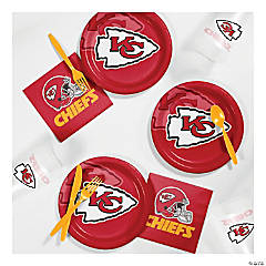 NFL® Kansas City Chiefs™ Party Supplies