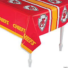 NFL® Kansas City Chiefs Tablecloth