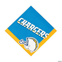 NFL® Los Angeles Chargers Luncheon Napkins
