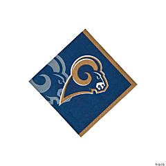 NFL® Los Angeles Rams™ Beverage Napkins